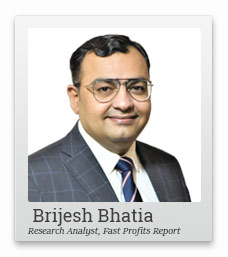 Brijesh Bhatia, Research analyst