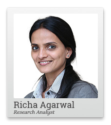Richa Agarwal, Research analyst
