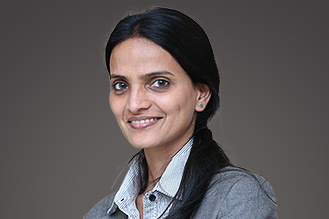 Richa Agarwal: Research Analyst