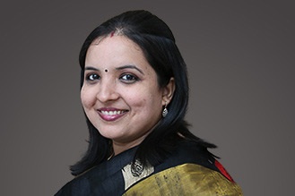 Tanushree Banerjee :: Co-Head Research