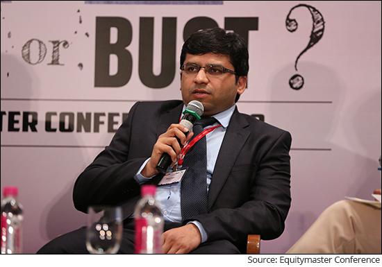 Rahul Shah, Editor, Profit Hunter