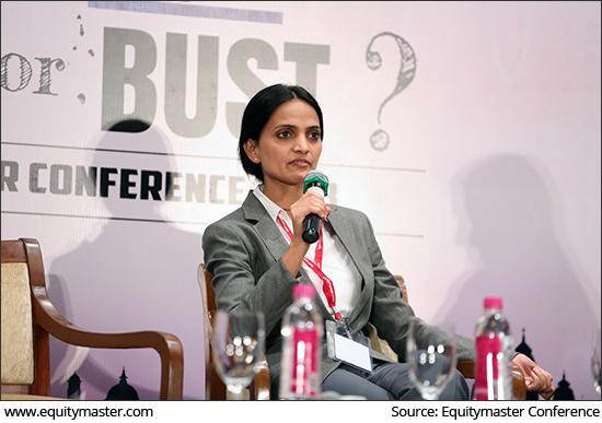 Richa Agarwal, Research Analyst