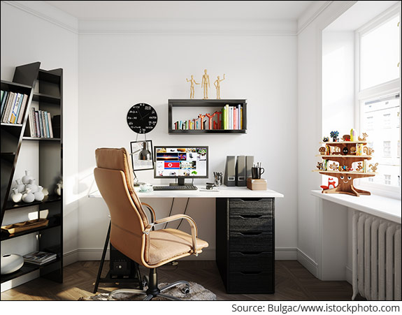 The Blurring of Lines Between Home and Office