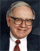 Warren Edward Buffett is an American business magnate, investor, and philanthropist.